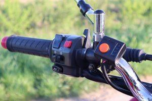 Yamaha XJ 600 Heizgriffe